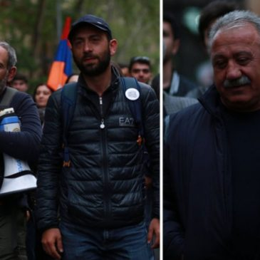 Fueron  liberados los diputados Pashinyan, Mikayelyan y Mirzoyan.