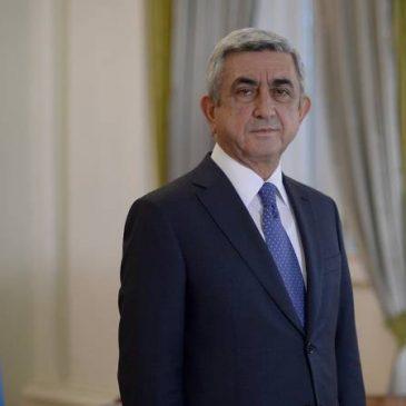 RENUNCIÓ Serg Sarksyan