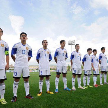 Sub16, Armenia 3 – Georgia 1.