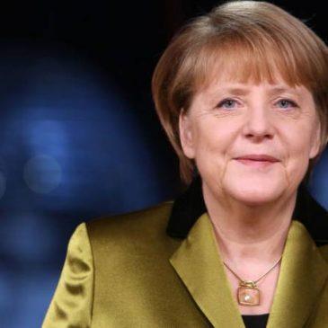 La canciller Merkel felicita al nuevo primer ministro de Armenia.