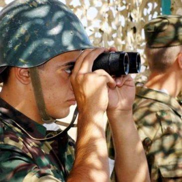 Situación relativamente estable en la línea de contacto Artsaj-Azerbaiyán durante la semana pasada