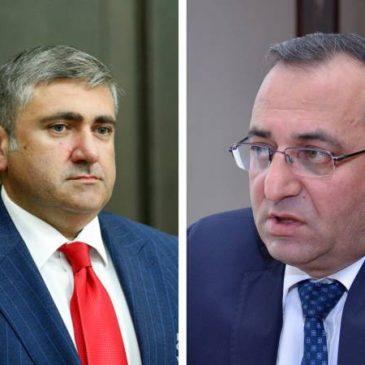 Dos ministerios seran dirigidos por integrantes de la FRA- Tashnaksutyun