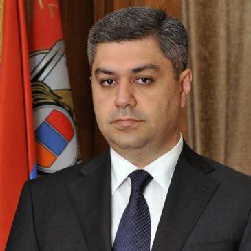 Servicio Seguridad Nacional de Armenia promete exponer a las personas detrás de los grandes planes de corrupción.