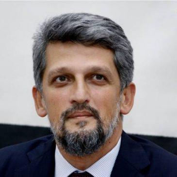 Garo Paylan, se postula nuevamente en las elecciones legislativas en Turquía.