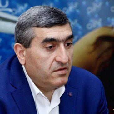 El diputado Shirak Torosyan anuncia que deja el Partido Republicano.