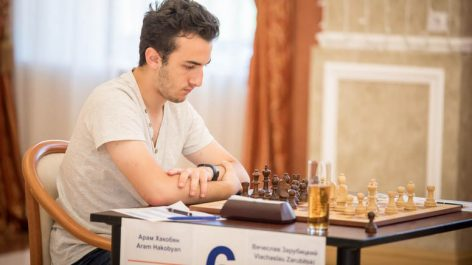 Aram Hakobyan fue reconocido como el mejor jugador de ajedrez junior del mundo.