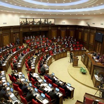 En VIVO la sesión parlamentaria para elegir Primer Ministro.