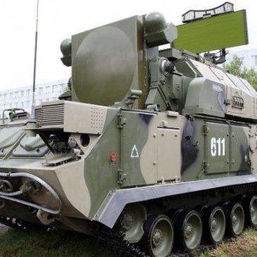 Equipos «Tore-Zenith» formaran parte de la artillería antiaérea de Armenia.