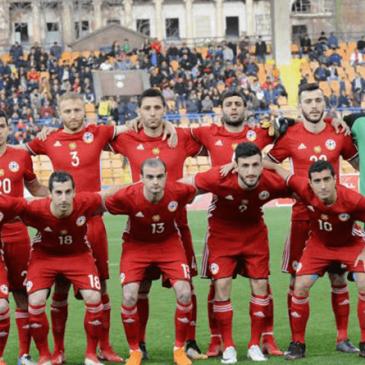 Armenia-Malta empataron 1 a 1.