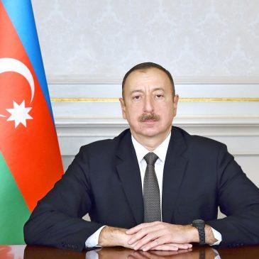"""Ilham Aliyev : """"Nagorno-Karabaj es una parte inseparable de Azerbaiyán"""""""