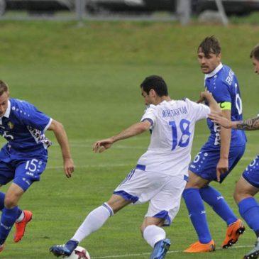 Armenia 0 – Moldavia 0