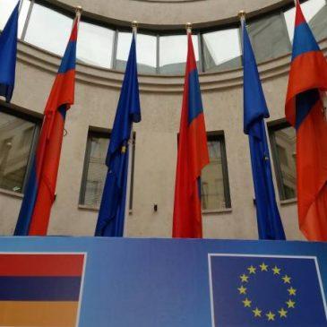 Informe de la UE: las relaciones UE-Armenia sube de nivel.