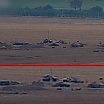 Azerbaiyán continúa movilizando tropas y equipo militar a lo largo de la línea de contacto