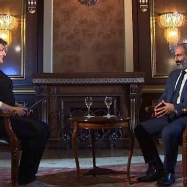 PM Pashinyan espera un crecimiento de exportaciones de producción industrial al mercado Euroasiático.