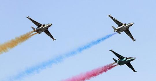Día de la Fuerza Aérea: Estamos listos para la defensa y el contraataque por aire y por tierra, dice el PM de Armenia