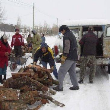 Herencia del gobierno anterior:30% de las comunidades de Armenia, carecen de gas natural