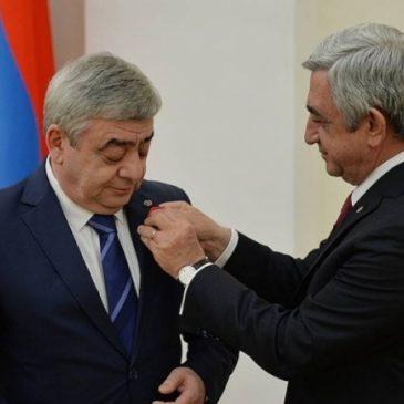 Orden de detenciónpara el hermano de Serzh Sargsyan, Lyova Sargsyan por enriquecimiento ilícito.