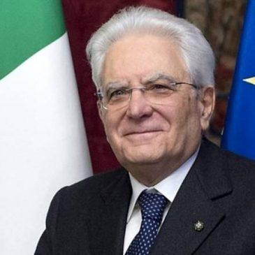Presidente de Italia visitará Armenia en viaje oficial de estado