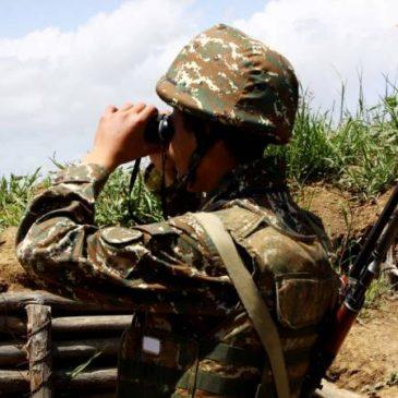 Artsakh desmiente el informe azerbaiyano sobre explosión en una base militar armenia.