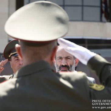 'Azerbaiyán interrumpe la posibilidad de paz con sus acciones, nosotros actuaremos acorde a esa situación' -Nikol Pashinyan