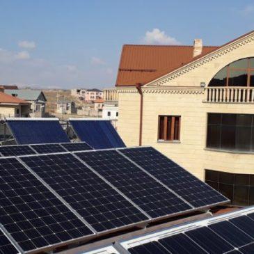 En los próximos 3 a 5 años, Armenia se convertirá en un líder regional en el campo de la energía solar