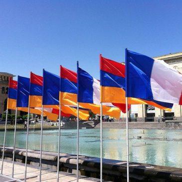La embajada de Francia en Armenia niega los informes de los medios Azeries sobre la eliminación de la prohibición de venta de armas a Azerbaiyán