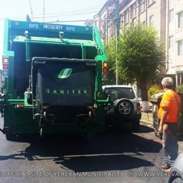 La empresa Sanitek multada por llevar a cabo inadecuadamente el servicio de eliminación de residuos.