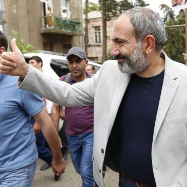 «La FRA-Tashnaksutyun es libre de dejar éste gobierno de unidad si así lo quieren».- PM Pashinyan