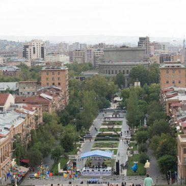 Las elecciones para alcalde de Yereván tendrá lugar el 23 de septiembre