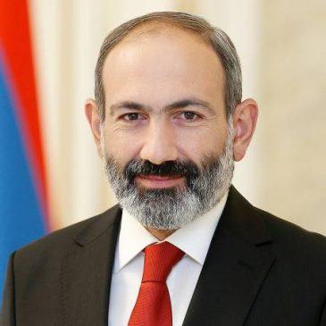 PM Pashinyan llegó a París en visita oficial