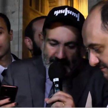 ULTIMO: Pashinyan anuncia el despido de ministros y gobernadores que representan a la FRA y al Partido Próspero de Armenia, por boicotear celebrar elecciones anticipadas.