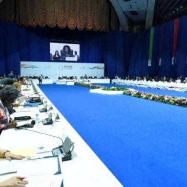 Comienza la sesión del Consejo Permanente de la Francofonía 2018, en Yerevan