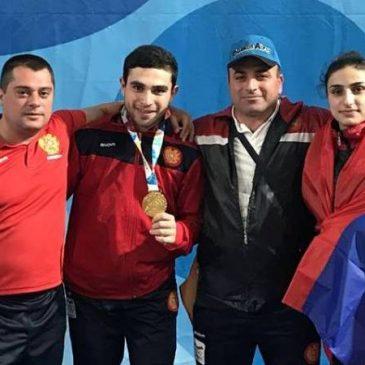 Armenia logra su primer oro en los Juegos Olímpicos Juveniles en Buenos Aires