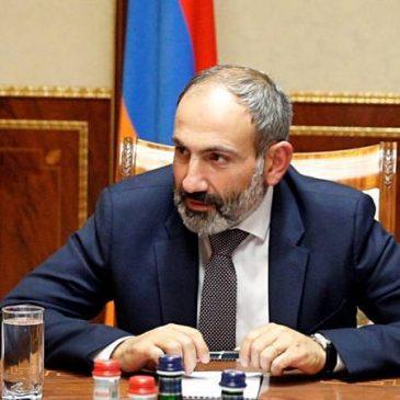 URGENTE: Renunció Pashinyanpara desencadenar la disolución del parlamento