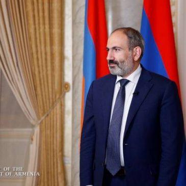 Conmovedora renuncia de PM Pashinyan: Todo saldrá bien,Viva la Libertad, ¡Viva la República de Armenia!