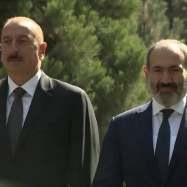Se estableció conexión operativa armenia-azerbaijana.