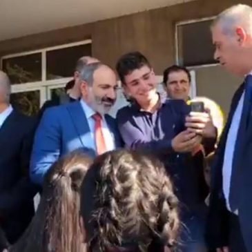 """""""Crear oportunidades de empleo es la metodología de nuestro gobierno"""": Pashinyan visita la provincia de Syunik"""