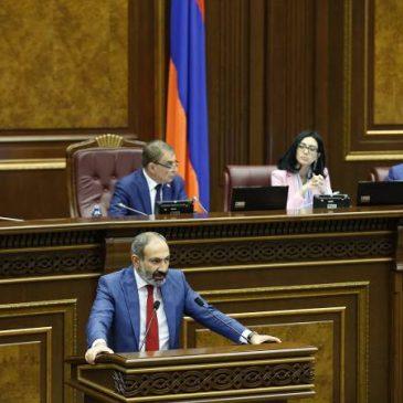 ULTIMO: Según lo acordado los legisladores no reeligieron a Pashinyan como Ministro y se avanza un paso más hacia las elecciones anticipadas