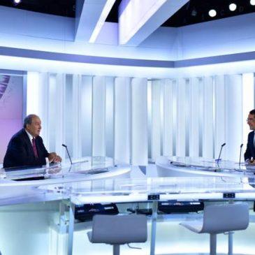 """""""El perdón viene después del reconocimiento"""": el mensaje del presidente de Armenia al presidente de Turquía"""