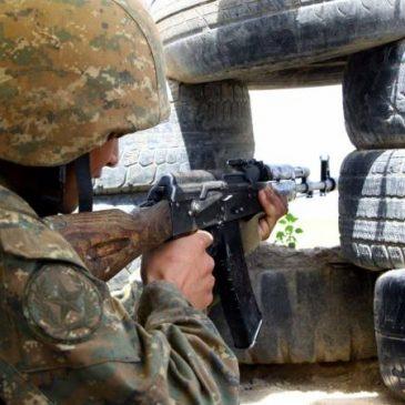 Azerbaiyán violó el alto el fuego en Artsaj más de 80 veces en la semana
