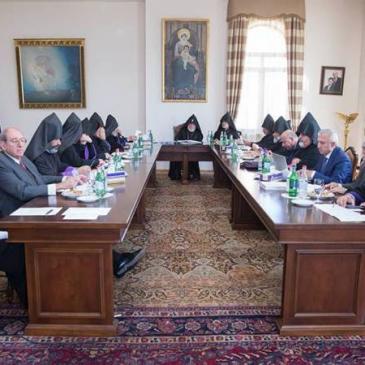 Para la Iglesia Armenia los homosexuales son una amenaza para la Nación