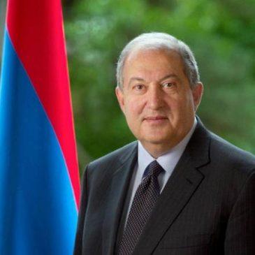 """""""La Nueva Asamblea Nacional y el Gobierno trabajarán dentro de una gran dimensión de responsabilidad"""" – Presidente Sarkissian"""