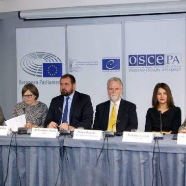 Los observadores de OSCE corroboraron transparencia en las elecciones.