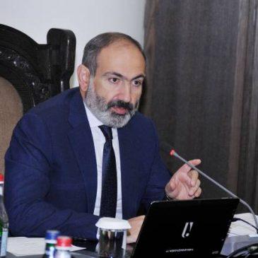 Pashinyan: «La propuesta del cambio es para que las relaciones de Armenia con la diáspora sean elevadas, no reducidas»