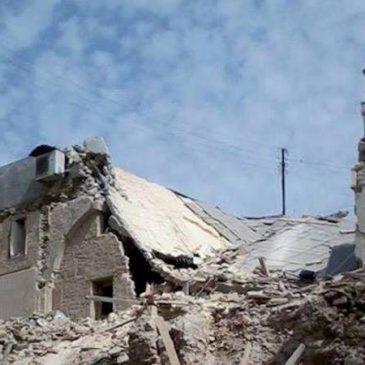 Restauran Iglesia armeniaen Aleppo destruida por ISIS