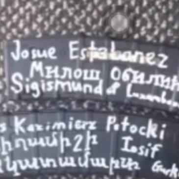 Armenia en contacto con las autoridades de Nueva Zelanda para averiguar los detalles de la nota armenia encontrada en el arma de los atacantes de la mezquita