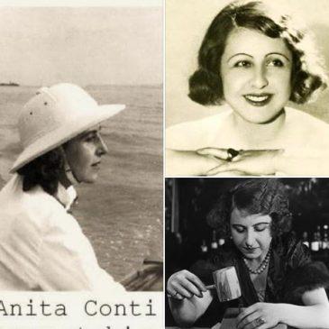 La primera mujer oceanógrafa del mundo es armenia, y fue conocida como Anita Conti