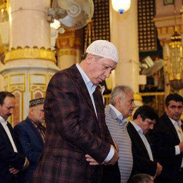 El odio antiarmenio del presidente turco, en letras armenias