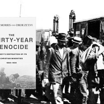 El Genocidio de los treinta años. El nuevo libro de la Universidad de Harvard sobre el Genocidio Armenio