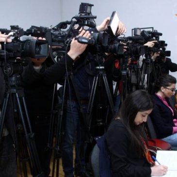 Armenia mejora en 19 posiciones en el Índice Mundial de Libertad de Prensa